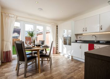 "Thumbnail 3 bed semi-detached house for sale in ""The Studland"" at Prestbury Road, Prestbury, Cheltenham"