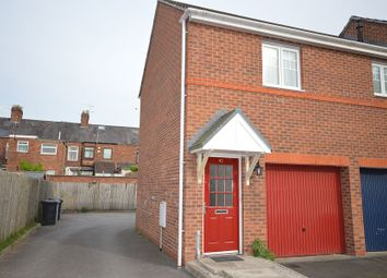 Thumbnail 1 bed flat to rent in Bateman Close, Crewe