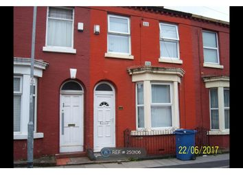 Thumbnail 2 bed terraced house to rent in Stevenson Street, Liverpool