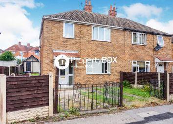Thumbnail 3 bed semi-detached house for sale in Edlington, Doncaster