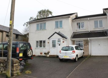 Thumbnail 4 bed semi-detached house for sale in Chapel Road, Foxhole, St. Austell