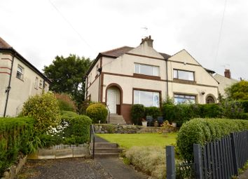 Thumbnail 3 bed semi-detached house for sale in Acres Hall Avenue, Pudsey, West Yorkshire