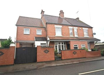 Thumbnail 4 bed semi-detached house for sale in Grange Road, Longford, Coventry, West Midlands