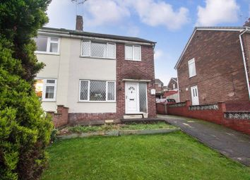 Thumbnail 3 bedroom semi-detached house for sale in Northfield Drive, Pontefract