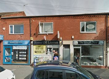Thumbnail Retail premises for sale in 15 Ryton Street, Worksop Nottinghamshire