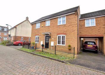 Thumbnail 3 bed semi-detached house for sale in Proctor Rise, Grange Farm, Milton Keynes