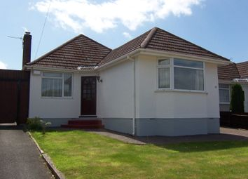 Thumbnail 2 bed bungalow to rent in Cudnell Avenue, Bear Cross, Bournemouth