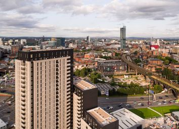 Thumbnail 3 bed flat for sale in One Regent, Regent Road, Manchester