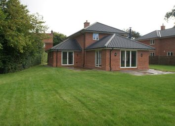 Thumbnail 4 bedroom detached house for sale in Church Hill, Walpole, Halesworth