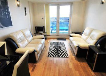 Thumbnail 2 bed flat to rent in Platinum House, Lyon Road, Harrow, Middlesex