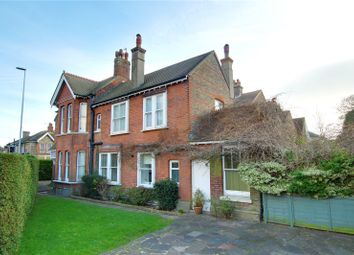 Thumbnail 4 bed detached house for sale in Heene Road, Worthing, West Sussex