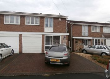 Thumbnail 3 bed semi-detached house for sale in The Poplars, Wordsley, Stourbridge