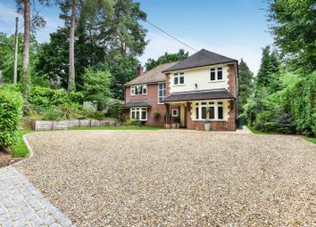 Thumbnail 5 bed detached house for sale in Ford Lane, Wrecclesham, Farnham