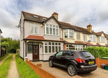Thumbnail 4 bed end terrace house to rent in Stoneleigh Avenue KT4, Worcester Park,