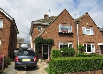 Thumbnail 3 bed semi-detached house for sale in Sutherland Way, Stamford