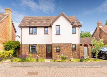Thumbnail 4 bed detached house for sale in Woolston Avenue, Letchworth Garden City