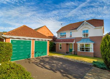 4 bed detached house for sale in Sinclair Close, Turner Rise, Colchester CO4