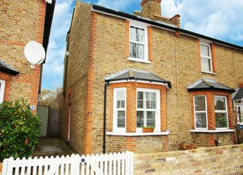 Thumbnail 3 bed cottage for sale in Beaconsfield Road, Surbiton