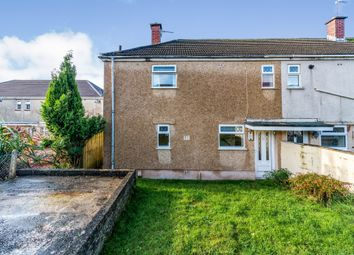 2 bed semi-detached house for sale in Caldey Place, Blaenymaes, Swansea SA5