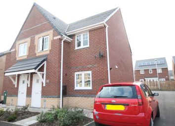 Thumbnail 3 bedroom semi-detached house to rent in Blencathra Close, Thornaby, Stockton-On-Tees