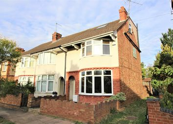 Thumbnail 4 bed end terrace house for sale in Harvey Road, Bedford