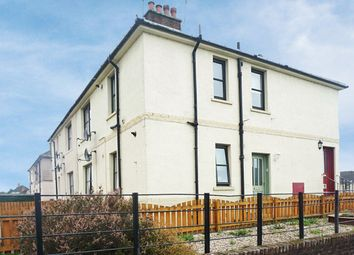 Thumbnail 2 bedroom flat for sale in Mannfield Avenue, Bonnybridge, Stirlingshire