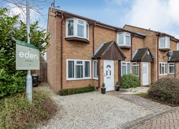 Thumbnail 2 bed end terrace house for sale in Marlowe Road, Larkfield
