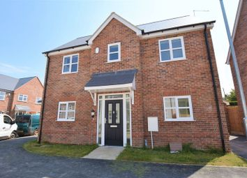 Thumbnail 3 bed detached house to rent in Matthews Close, Stockton Brook, Stoke-On-Trent