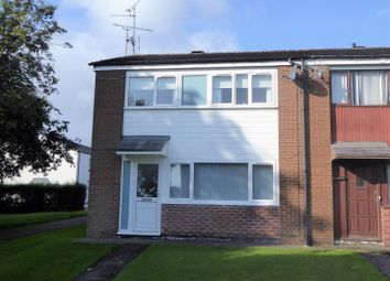 Thumbnail 2 bed end terrace house for sale in St. Margaret Way, Wrexham