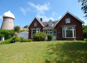 Thumbnail 4 bed detached house for sale in Main Road, Saltfleet, Louth