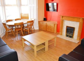Thumbnail 6 bed terraced house to rent in Stannington Avenue, Heaton, Newcastle Upon Tyne