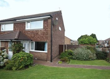 Thumbnail 2 bed semi-detached house for sale in Sherbourne Drive, Summit, Heywood