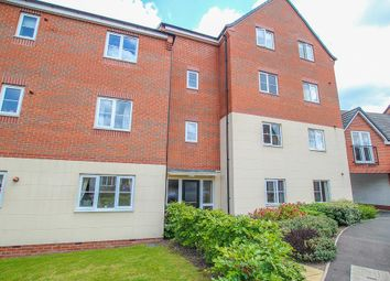 Thumbnail 2 bed flat for sale in Swindell Close, Mapperley, Nottingham