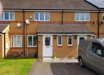 Thumbnail 2 bed terraced house for sale in Tewkesbury Drive, Rushden
