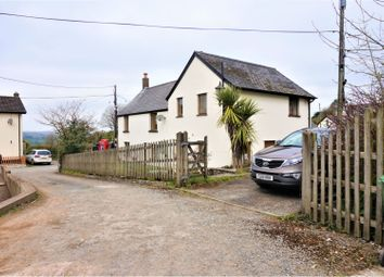 Thumbnail 3 bed detached house for sale in Yarnscombe, Barnstaple