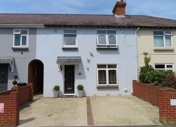 Thumbnail 3 bed terraced house for sale in Hartley Road, Hilsea, Portsmouth