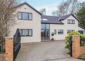 Thumbnail 4 bed detached house for sale in Balgownie Thorpe Lane, Thorpe Audlin, Pontefract