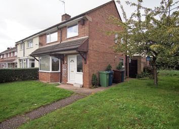 Thumbnail 3 bedroom semi-detached house for sale in Somerset Road, Stafford