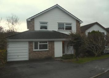 Thumbnail 4 bed detached house to rent in 40 Everest Drive, Crickhowell, Powys