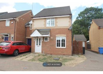 Thumbnail 3 bed detached house to rent in Tailby Avenue, Kettering