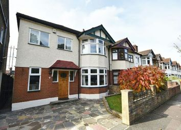 Thumbnail 3 bed end terrace house for sale in Beacontree Avenue, London