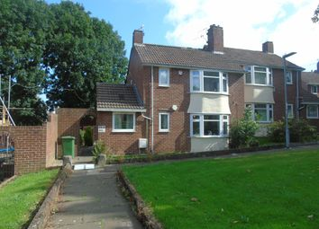 Thumbnail 1 bed flat for sale in Milton Road, Whickham, Newcastle Upon Tyne