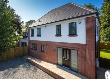 Thumbnail 4 bed detached house for sale in Lane End, Winmarleigh Road, Ashton, Preston