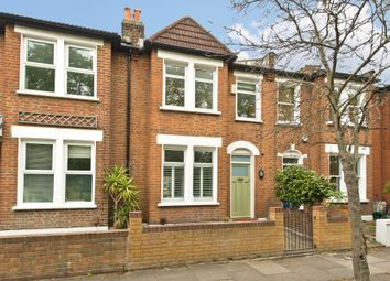 Thumbnail 3 bed terraced house for sale in Garfield Road, London