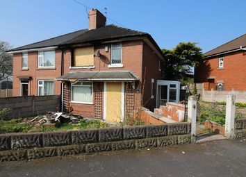 Thumbnail 3 bedroom semi-detached house for sale in Crossley Road, Stanfields, Stoke-On-Trent