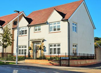 Thumbnail 4 bed detached house for sale in Germander Avenue, Rochester