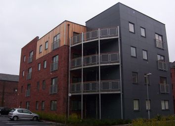 Thumbnail 1 bed flat to rent in Dutton Court, Warrington