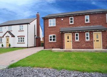 Thumbnail 3 bed semi-detached house for sale in The Pastures, Tilstock, Whitchurch