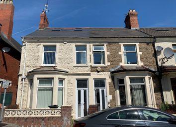 Thumbnail End terrace house for sale in Strathnairn Street, Roath, Cardiff
