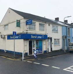 Thumbnail Retail premises for sale in Rodney Street, Swansea